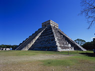 Photo tour of the Mayan Ruins at Chichen Itza - yucatan mayan ruins,yucatan mayan temple,mayan temple pictures,mayan ruins photos