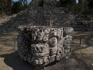 Photo tour of the Mayan Ruins at Copan - guatemala mayan ruins,guatemala mayan temple,mayan temple pictures,mayan ruins photos