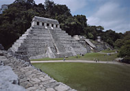 Photo tour of the Mayan Ruins at Palenque - chiapas mayan ruins,chiapas mayan temple,mayan temple pictures,mayan ruins photos